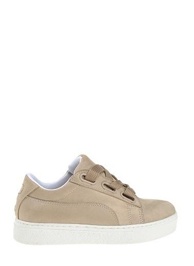 Derigo Sneakers Ayakkabı Bej